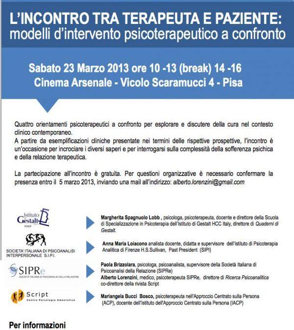 Editoriale a cura di Giovanni Lancellotti e Alberto Lorenzini